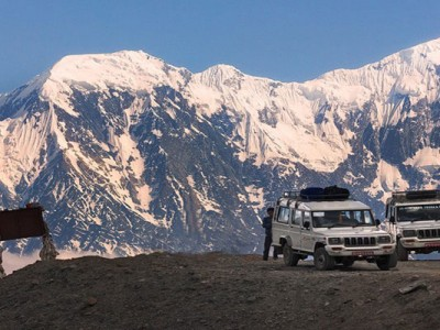 Explore Nepal by Jeep Tours