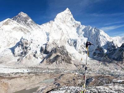Everest Three High Passes Treks