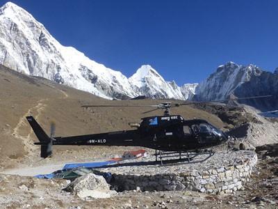Kailash Manasarovar Yatra by Helicopter from Kathmandu