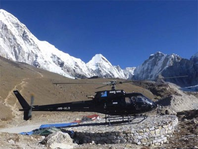 Short Kailash Manasarovar Yatra by Helicopter from Lucknow