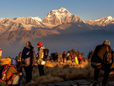 Short and budget tours in nepal
