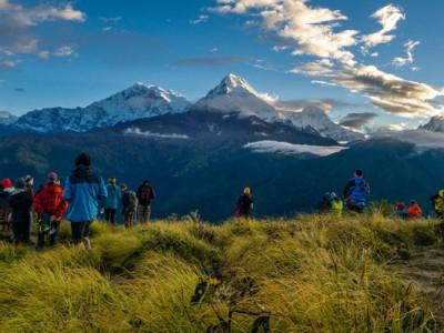 Short & Easy Treks in Nepal