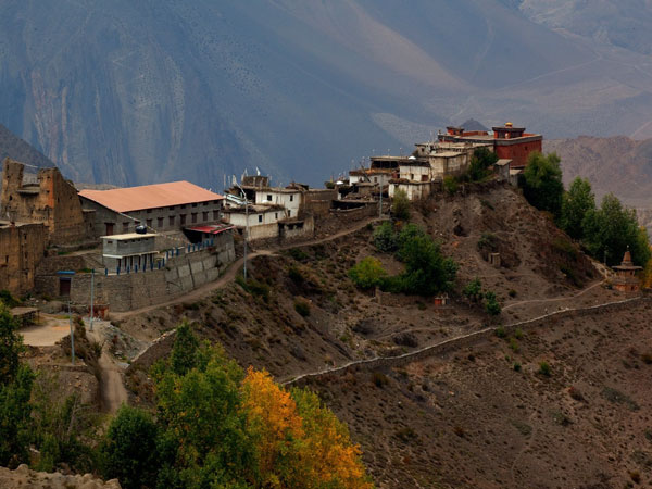 Jomsom and Muktinath