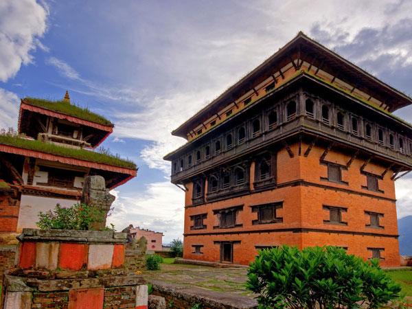 Nuwakot Darbar Square
