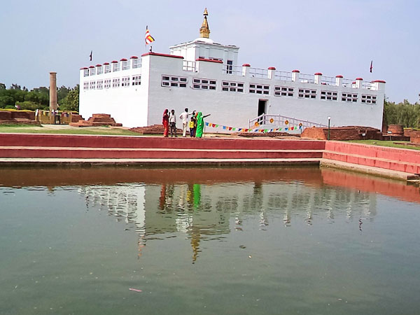 World Heritage Place Lumbini