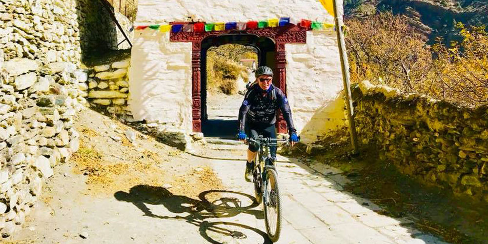 Exciting Mountain Bike Adventure  of  Nepal
