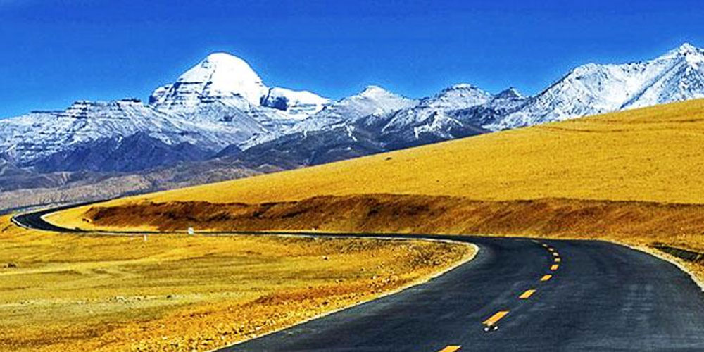 Kailash Manasarovar Yatra by Helicopter from Lucknow