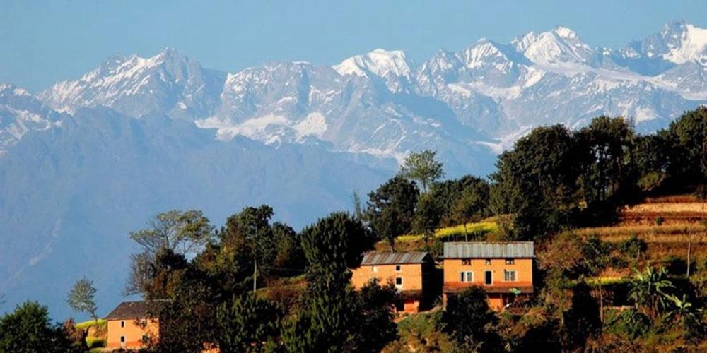 Kathmandu ChisaPani Nagarkot Hiking