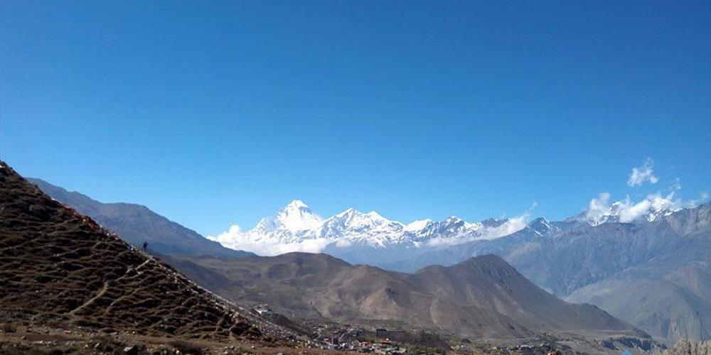 Kathmandu Muktinath Helicopter Tour