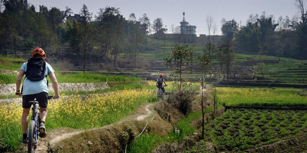 Kathmandu Rim Valley trek