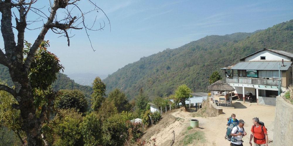 Kathmandu valley Rim Trek