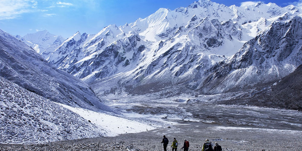 Langtang Ganga-la Pass Trekking