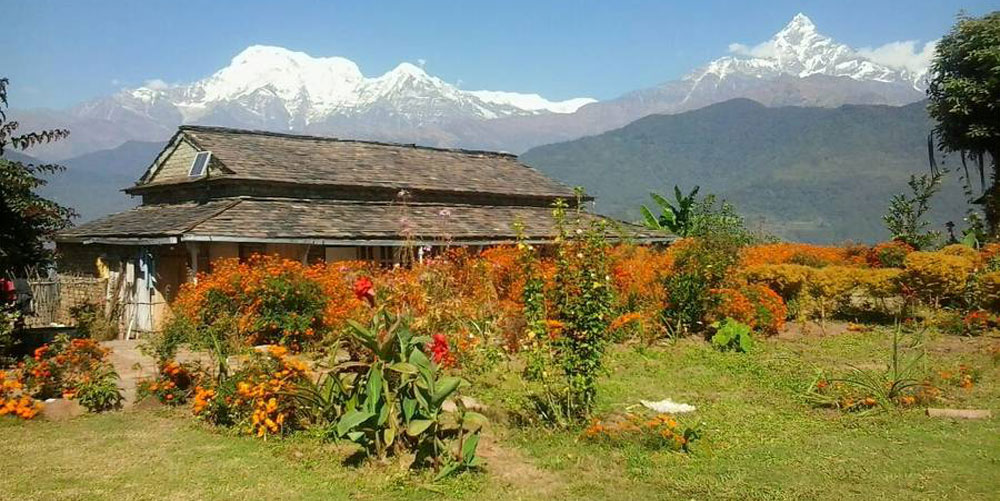 Nepal Experience Tour with short Trekking Experience