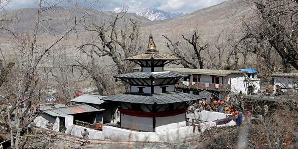 Pasupathinath, Pokhara and Muktinath Darsan Tour