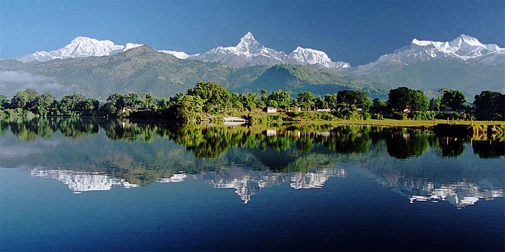 Pokhara Ghandruk Dhampus