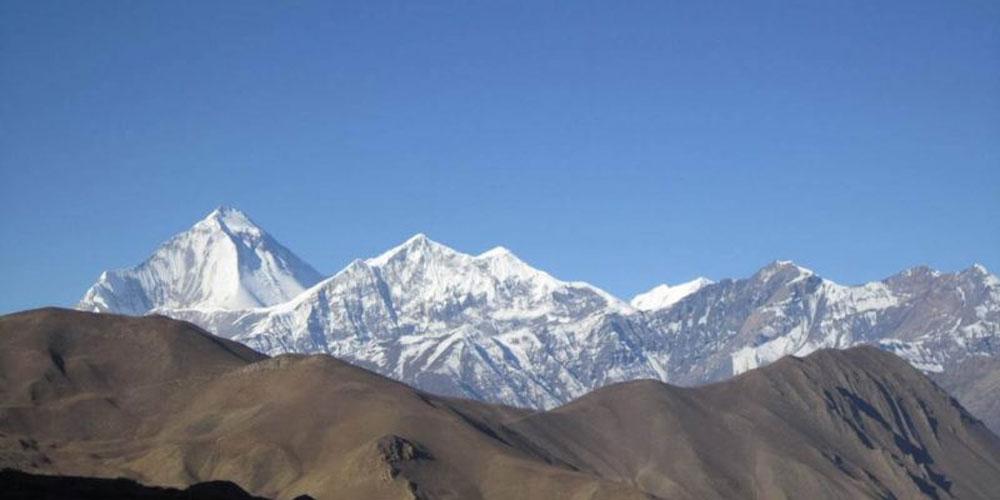 Pokhara Jomsom Muktinath Trek