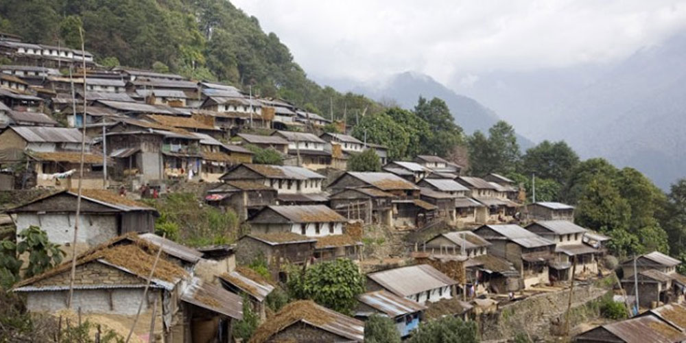 Pokhara to siklis Treks