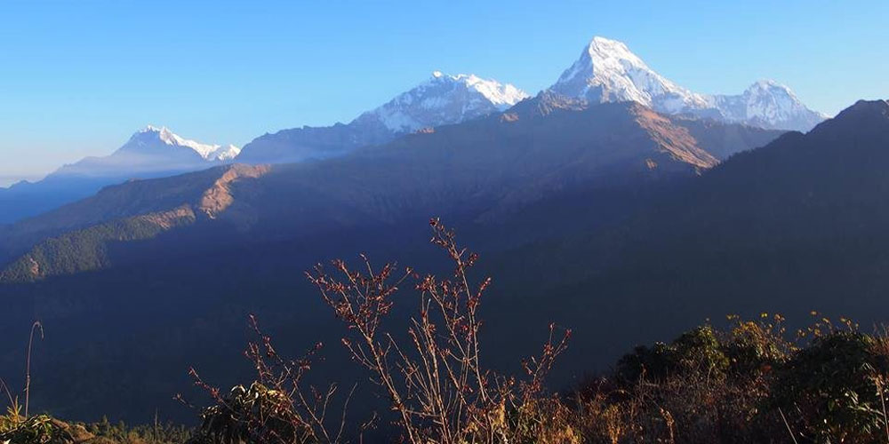 Short Ghorepani Poon Hill Trek