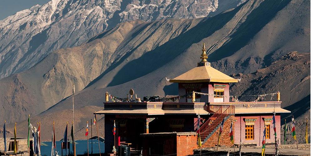 Short Jomsom Muktinath Trekking