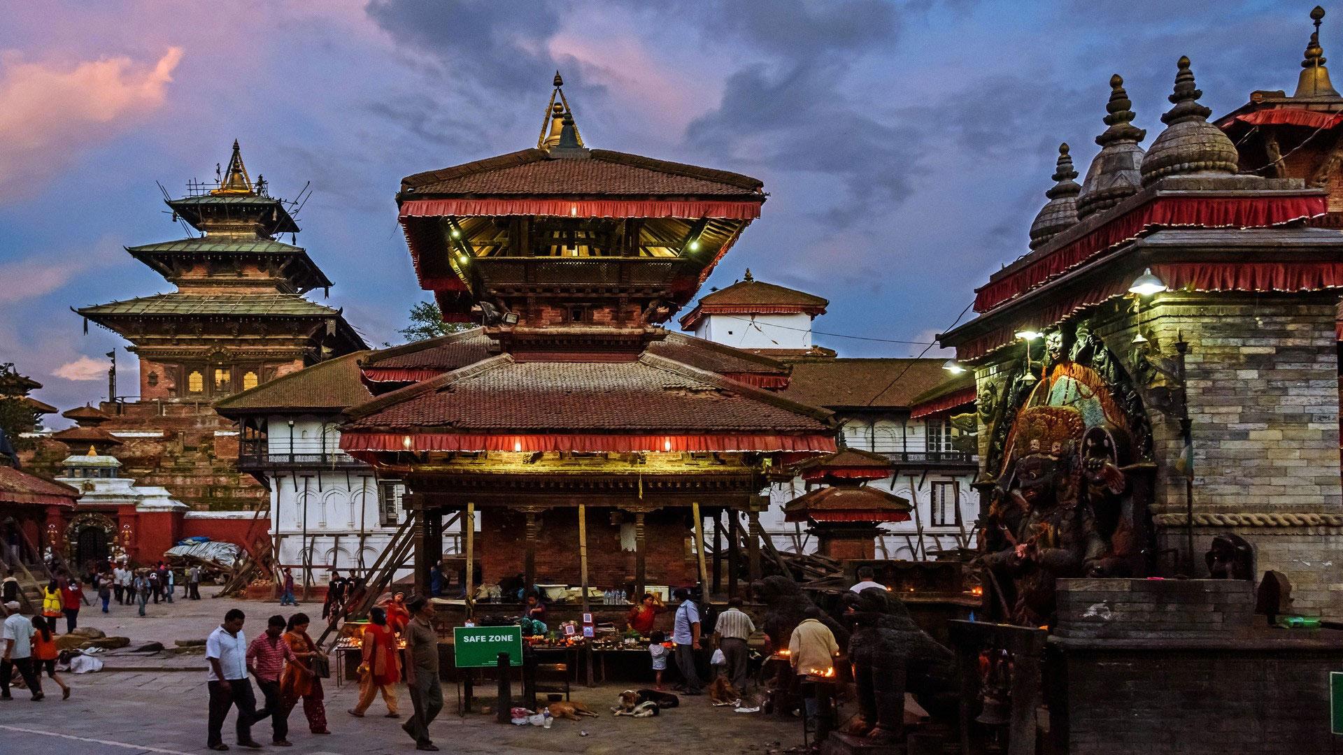 Short Kathmandu Valley Tours( 2 Night 3 Days)