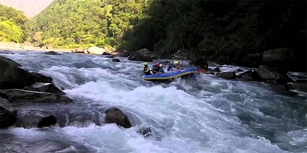 Trishuli River Rafting